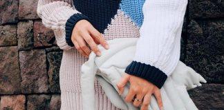 Salah satu hasil karya anak bangsa SRW, desainer yang akan meramaikan Amazon Fashion Week Tokyo 2018